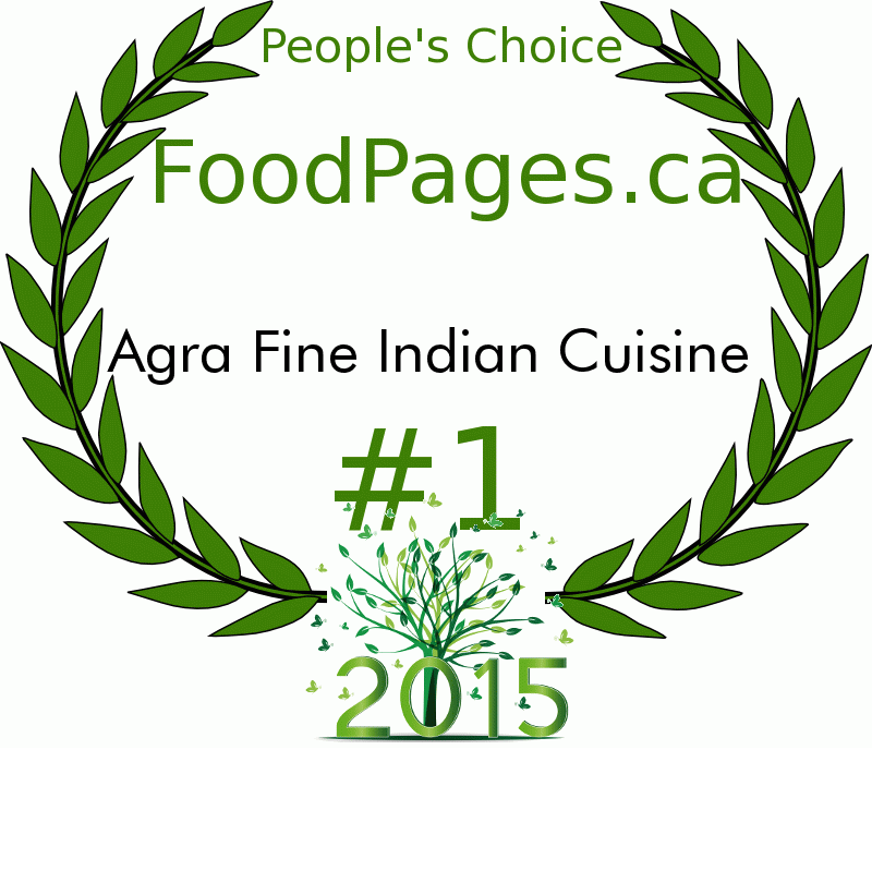 Agra Fine Indian Cuisine Logo